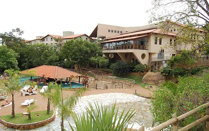 Suíte no Rio Quente Resorts