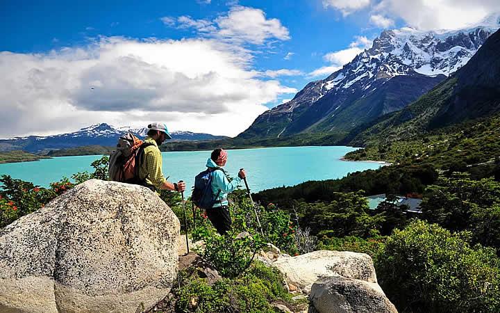 Trilhas de Torres del Paine Patagônia