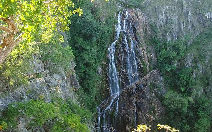 Cachoeira Ave Maria