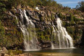 Cachoeira em Cavalcante