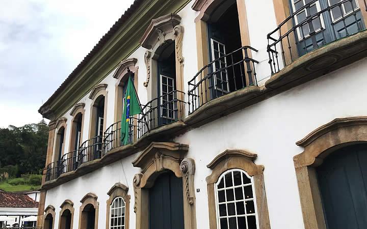 Casa dos Contos – Ouro Preto