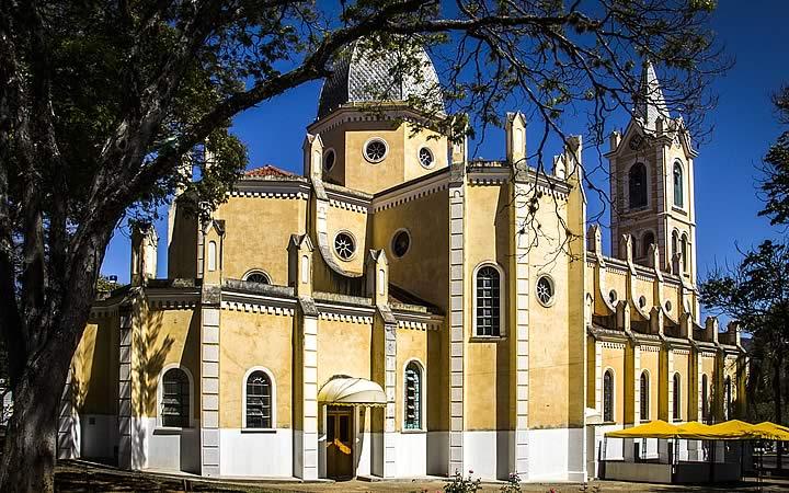 Igreja Matriz de Joanópolis