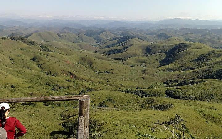 Mirante da Serra na Serra da Beleza