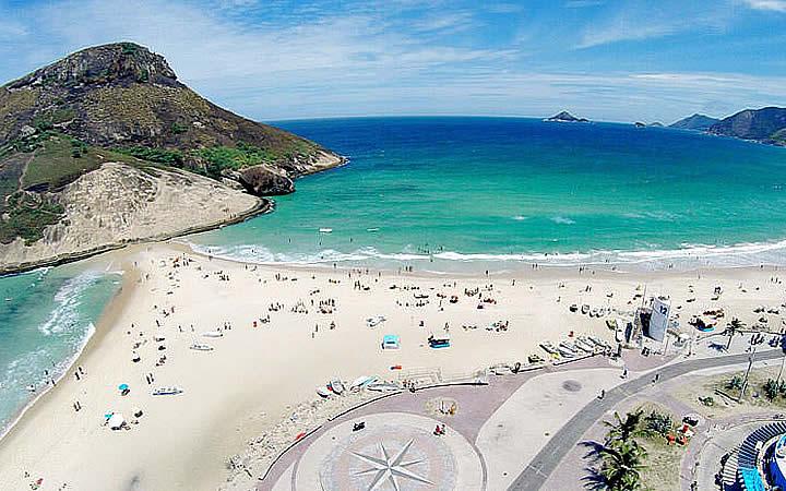Praia da Macumba - Praias do Rio de Janeiro