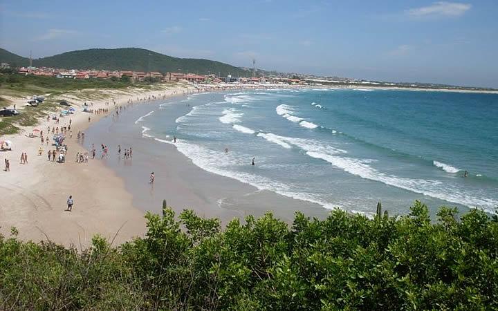 Praia do Peró em Cabo Frio