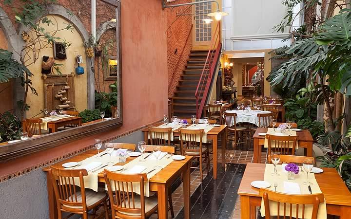 Restaurante Tordesilhas