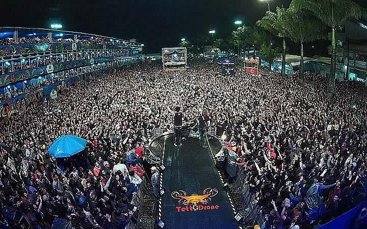 Show no Festival de Garanhuns