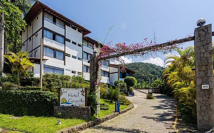 Hotel Coquille – Ubatuba