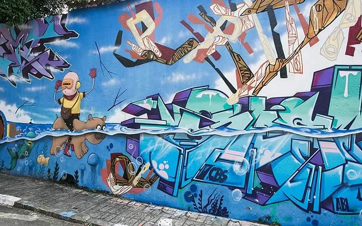 Mural da Discórdia