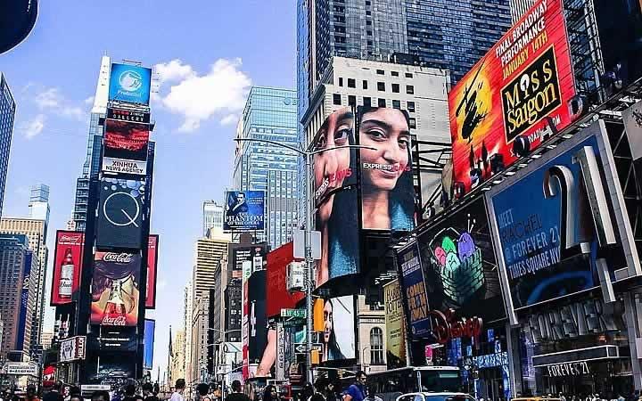 Prédios de Nova York