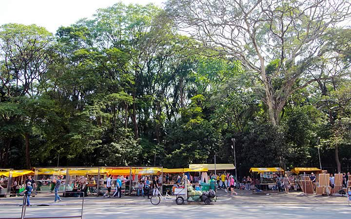Parque Trianon