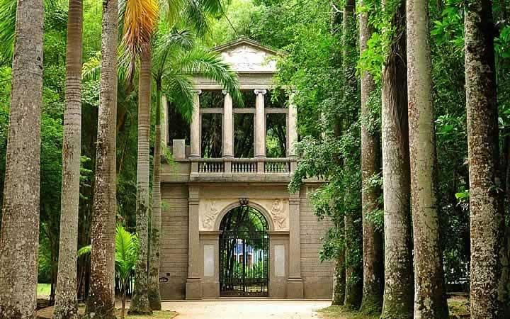 Portão do Jardim Botânico