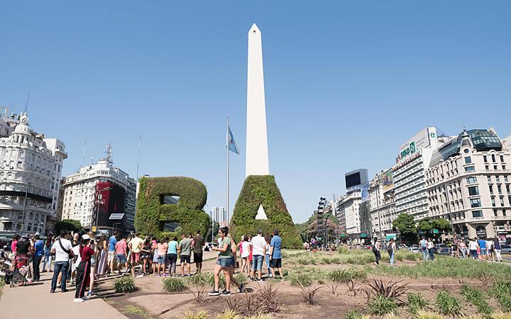 Praça de Buenos Aires