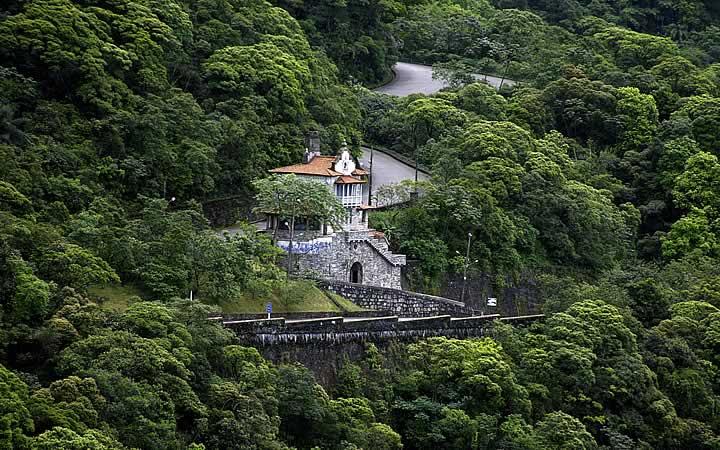 Trilha dos Monumentos Históricos Caminho do Mar - Trilhas em São Paulo