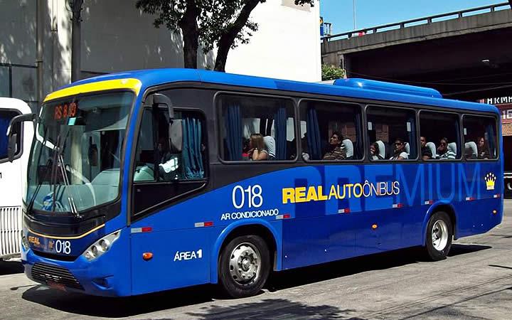 Ônibus Executivo - Frescão RJ