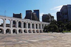 Arcos da Lapa - Centro Histórico do Rio de Janeiro