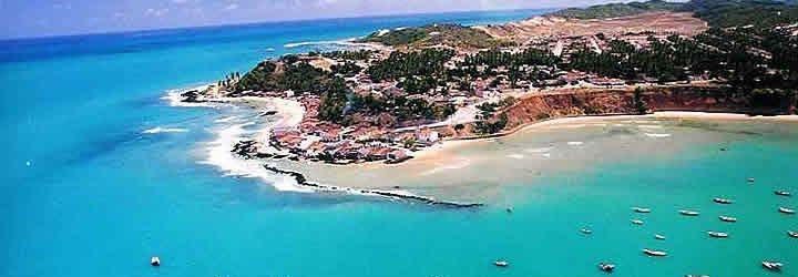 Baía Formosa - Praia