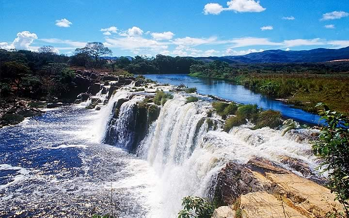 Cachoeira Grande - Cachoeiras em Minas Gerais