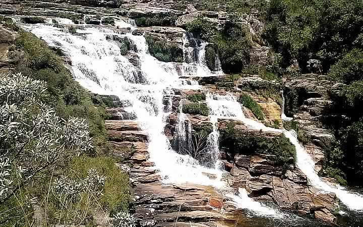 Cachoeira - São Roque de Minas