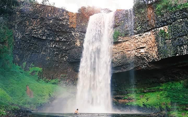 Cachoeira das Freiras - Cachoeiras em Minas Gerais