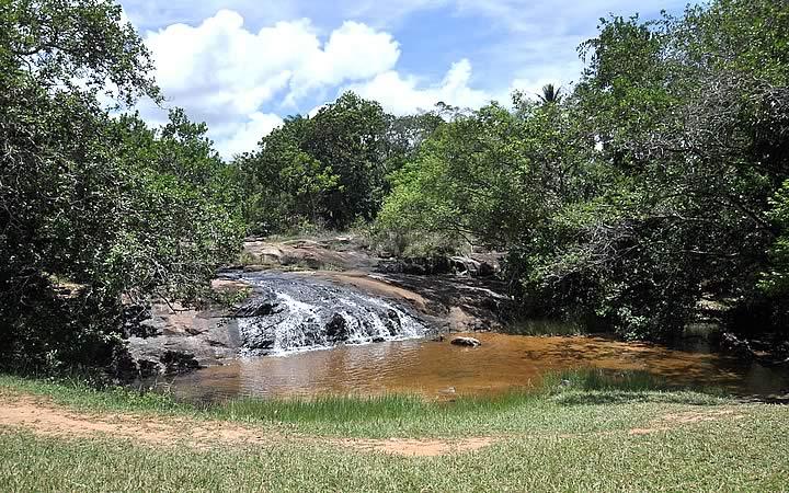 Cachoeira de Dona Zilda - Imbassaí