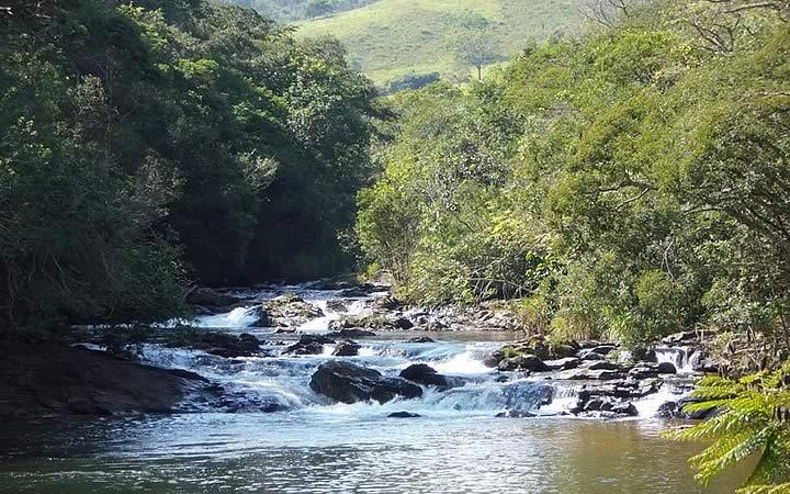 Cachoeira do Espraiado do Gamarra
