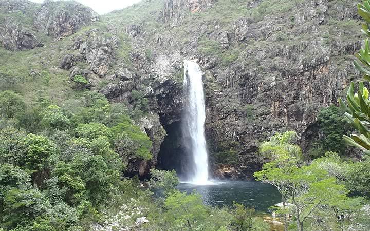 Cachoeira do Fundão - Cachoeiras em Minas Gerais