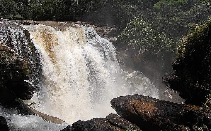 Cachoeira do Inferninho