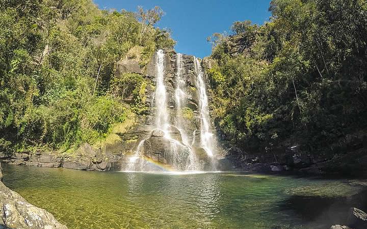 Cachoeira dos Garcias - Cachoeira em Minas Gerais