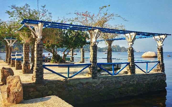 Caramanchão dos Tamoios - Ilha de Paquetá