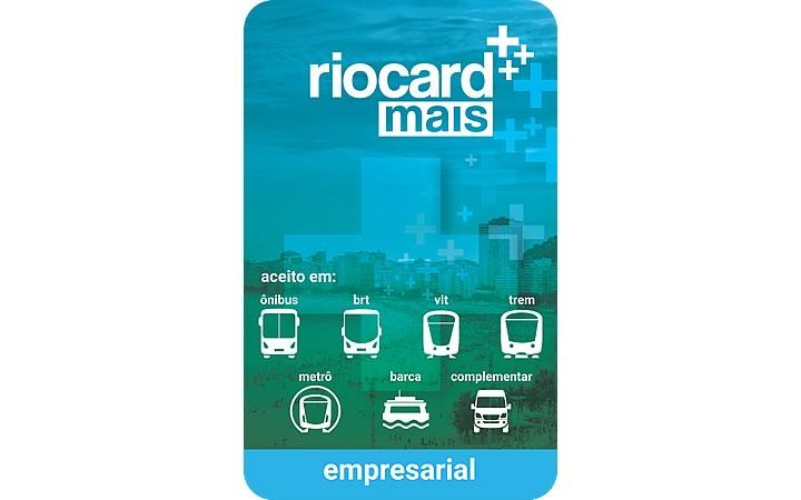 Cartão Empresarial - Rio Card