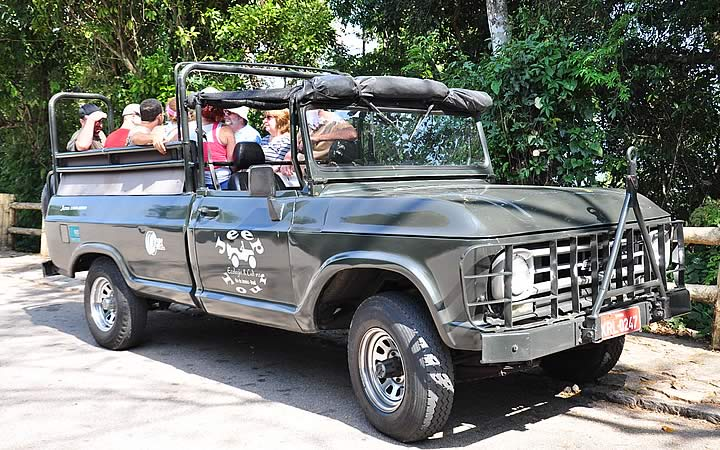 Floresta Tour - Jeep