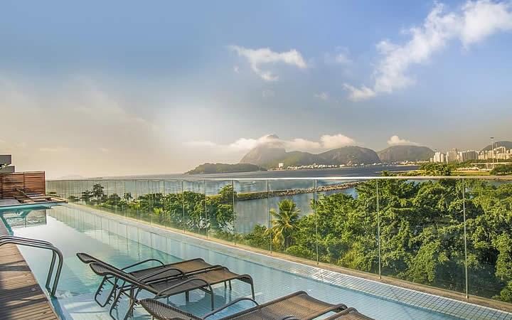 Hotel Prodigy Santos Dumont - Hotéis próximo ao aeroporto