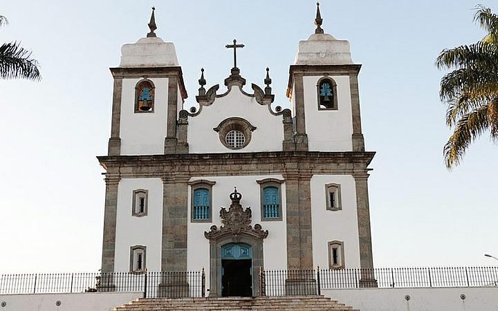 Igreja Matriz Nossa Senhora da Conceição - Turismo religioso em Congonhas