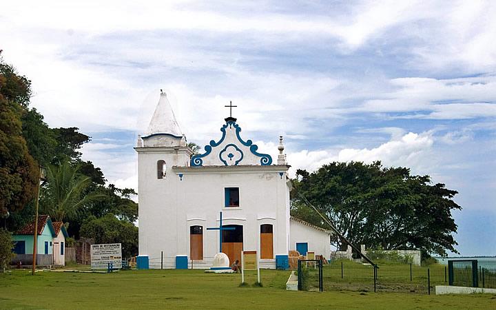 Igreja de Nossa Senhora da Conceição - Santa Cruz Cabrália
