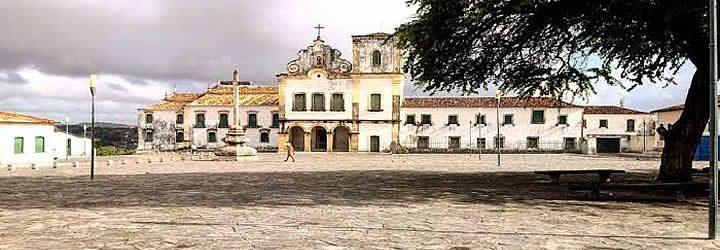 Igreja de São Cristóvão - Sergipe