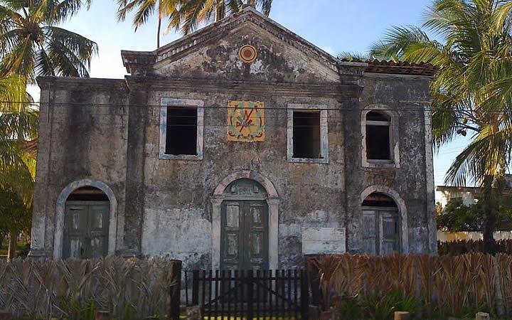 Igreja de São José em Tamandaré