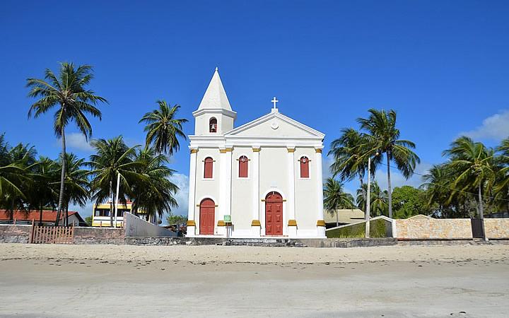 Igreja de São Pedro em Tamandaré
