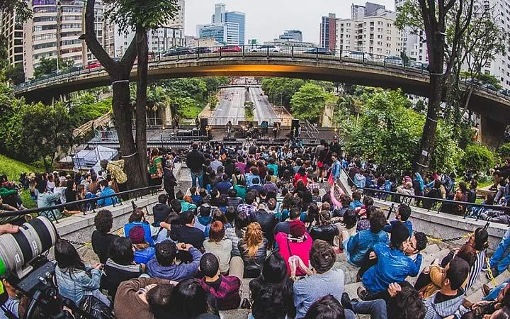 Mirante 9 de Julho - Mirantes em São Paulo