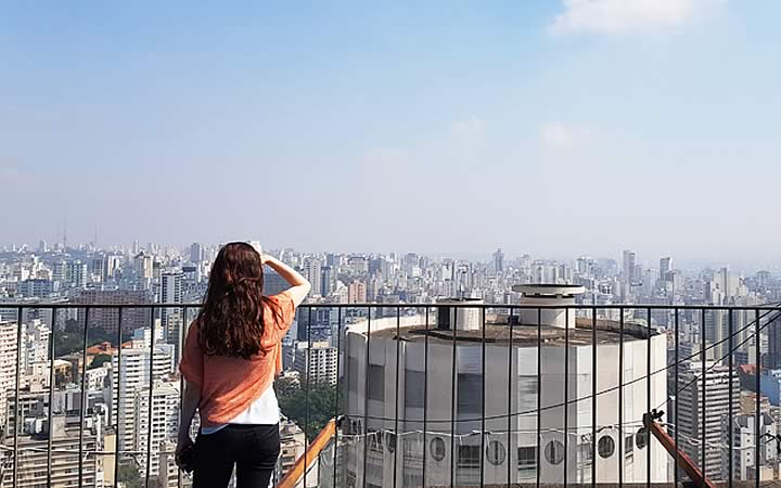 Mirante Edifício Copan