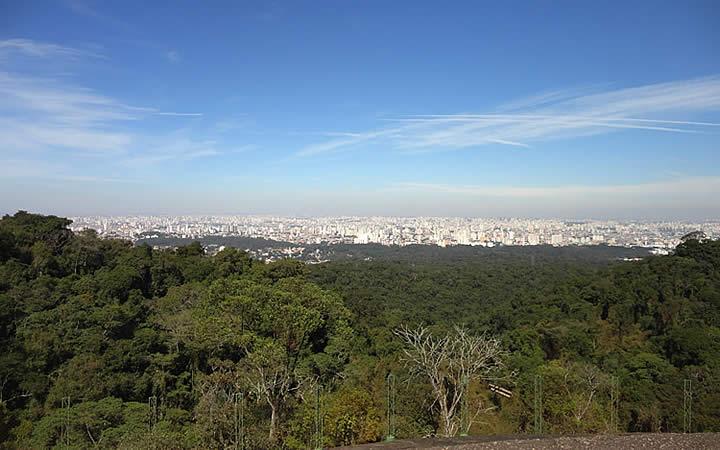 Mirante Serra da Cantareira - Mirantes em São Paulo
