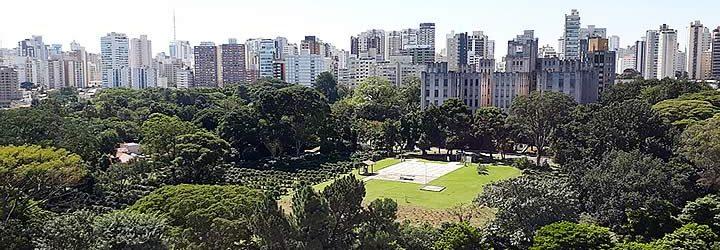 Mirantes em São Paulo