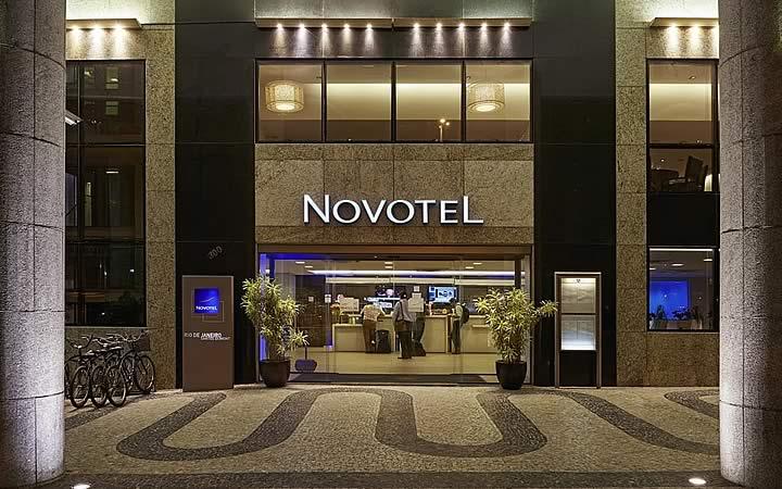 Novotel - Hotéis próximo ao aeroporto