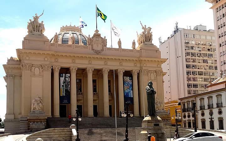 Palácio Tiradentes - Centro Histórico do Rio de Janeiro