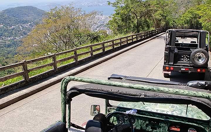 Passeio de Jeep Tour Rio de Janeiro