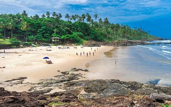 Praia de Jeribuaçu
