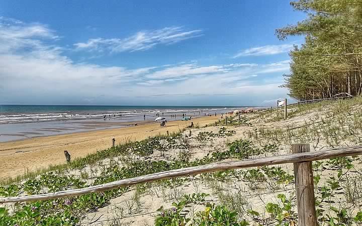 Praia do Bosque - Praias do Espírito Santo