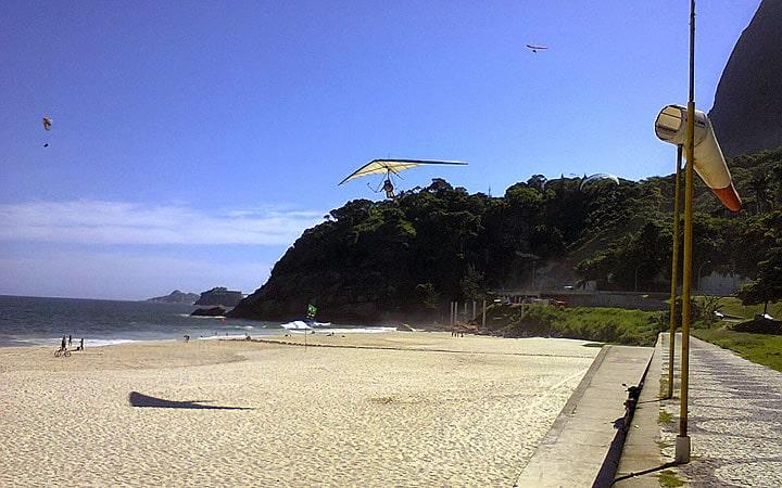 Praia do Pepino em São Conrado