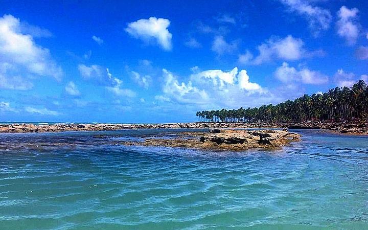 Praia dos Carneiros em Tamandaré