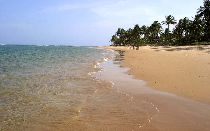 Praia dos Nativos - Bahia